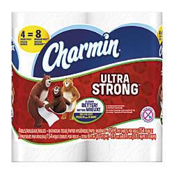 Charmin Ultra Strong 2 Ply Bathroom