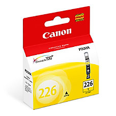 Canon CLI 226 ChromaLife 100 Yellow
