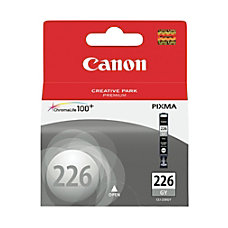 Canon CLI 226 Gray Ink Tank