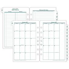 FranklinCovey Original Design Planner Refill 5