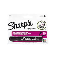 Sharpie Flip Chart Markers Bullet Point