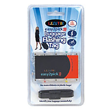 Naftali LED Easy 2 Pick Flashing