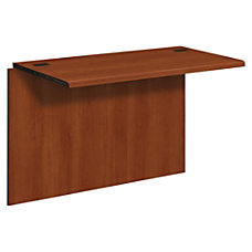 HON 10700 Series Laminate Bridge Cognac