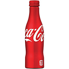Coca Cola Classic Aluminum Bottle 85