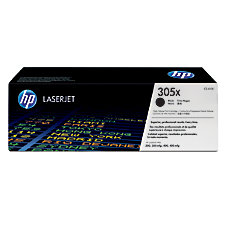 HP 305X High Yield Black Toner