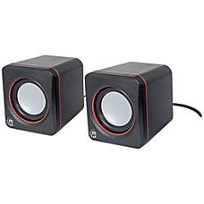Manhattan USB Stereo Speaker System