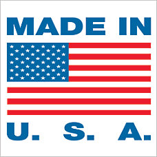 Preprinted Shipping Labels Made In USA