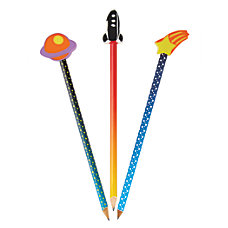 Office Depot Brand Pencil Topper Eraser