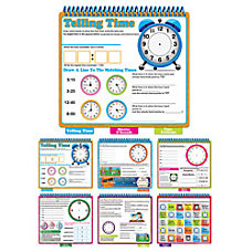 The Smart Dudes Activity Book Time