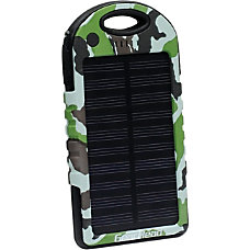Gear Head High Capacity 5000mAh Solar