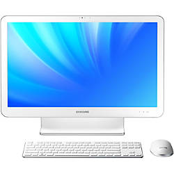 Samsung ATIV One 5 Style DP515A2G All-in-One Computer - AMD A-Series A6-5200 2 GHz - Desktop - White