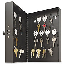 Key Hook Style 28 Key Cabinet