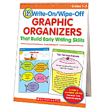 Scholastic 12 Write OnWipe Off Graphic