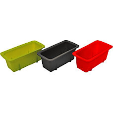 Starfrit Silicone Mini Loaf Pans Set