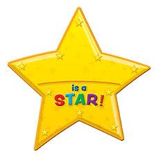 Scholastic Star Hole Punch Reward Tickets