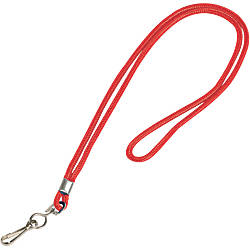 Office Depot Brand Standard Lanyards With