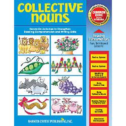 Barker Creek Grammar Activity Book Collective