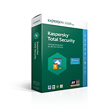 Kaspersky Total Security For 5 Devices