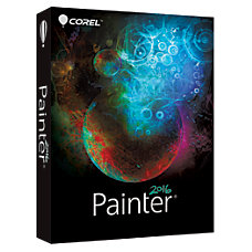 Corel Painter 2016 For PCMac Traditional