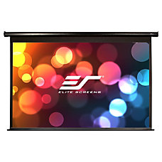 Elite Screens Electric125H Spectrum CeilingWall Mount