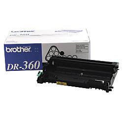 Brother DR 360 Black Drum Unit