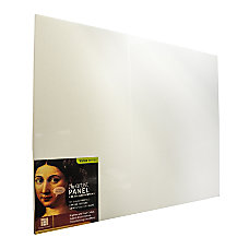 Ampersand Artist Panel Canvas Texture Flat