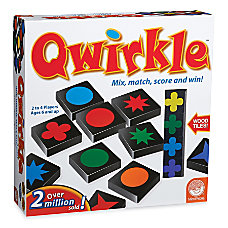 Mindware Qwirkle Game Ages 6 11