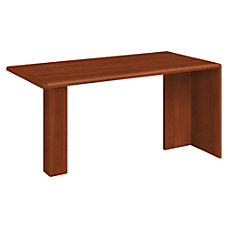 HON 10700 Series Laminate Peninsula Desk