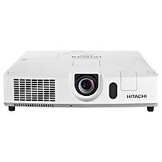 Hitachi CP X5022WN LCD Projector 720p