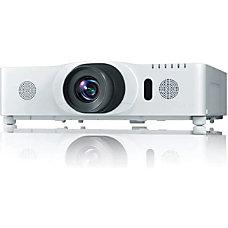 Hitachi CP WU8440 LCD Projector 1080p