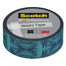 Scotch Expressions Washi Tape 1 Core