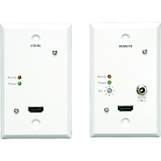 Tripp Lite HDMI over Dual Cat5