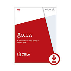 Microsoft Office Access 2013 Download Version