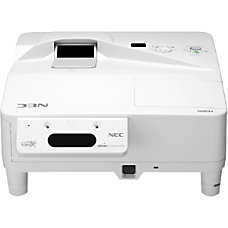 NEC Display NP UM330WI WK1 LCD