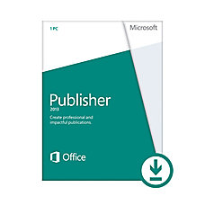 Microsoft Office Publisher 2013 Download Version