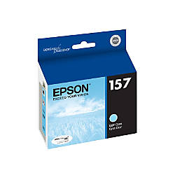 Epson 157 T157520 Light Cyan Ink
