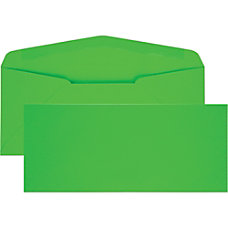 Quality Park Colored Business Envelope Business
