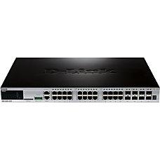 D Link xStack DGS 3620 28TC