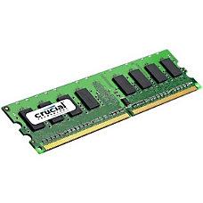 Crucial 1GB DDR2 PC2 5300 240