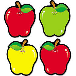 Carson Dellosa Apple Cut Outs 36