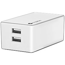 mophie Dual Wall Charger