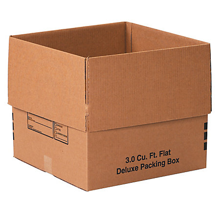 Stock up on moving boxes, dollies, corrugated boxes, packing tape and more at The Home Depot. Show your belongings extra care and safeguard your belongings with boxes that are sturdy and in great condition. If you are looking for where to buy moving boxes, look no further as we have an incredible variety of boxes for moving, along with shipping boxes to serve all of your needs.