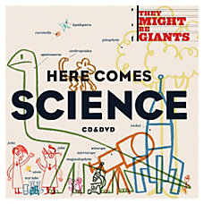 Flipside TMBG Here Comes Science CDDVD