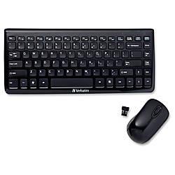 Verbatim 97472 Wireless Mini Slim Keyboard