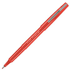Pilot Fineliner Markers Fine Point Type