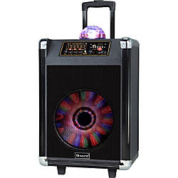 Supersonic Speaker System 30 W RMS