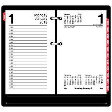 AT A GLANCE Desk Calendar Refill