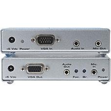 Gefen VGA Audio ExtenderConsole