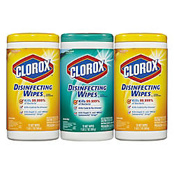 Clorox Disinfecting Wipes Fresh ScentCitrus Blend