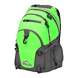 HIGH SIERRA Loop Backpack Slate Lime